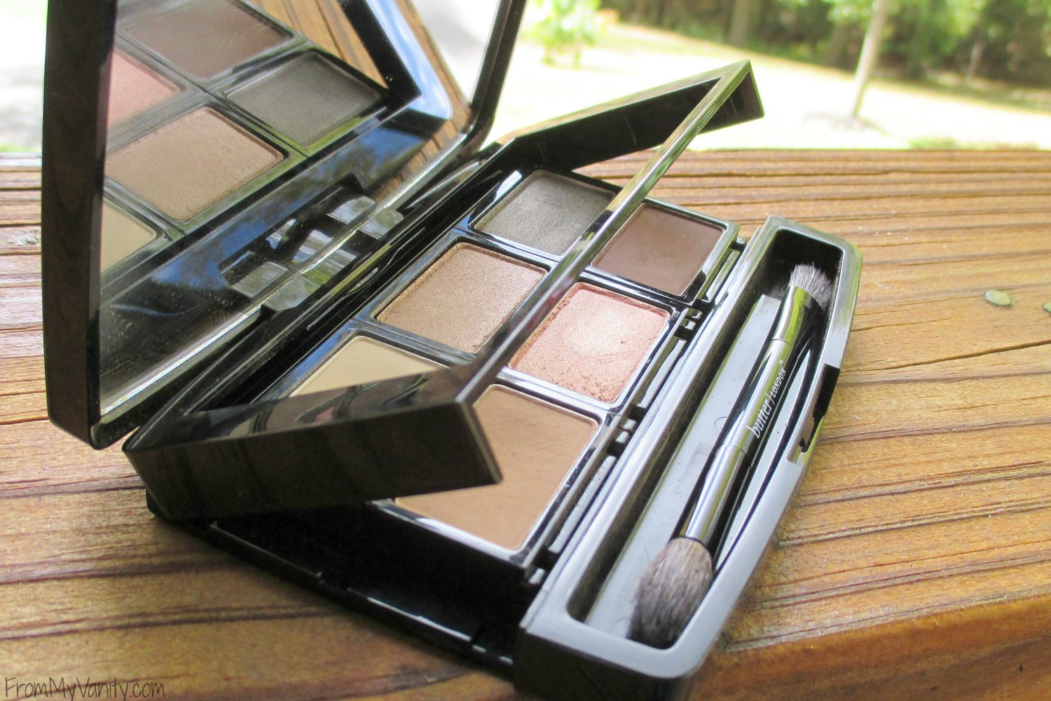 Butter London NEW Shadow Clutch Palette // Open Clutch // FromMyVanity.com