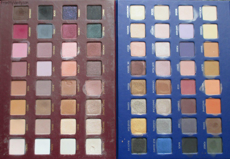 LORAC Mega Pro 2 Eyeshadow Palette // Review, Swatches, & Eye Looks // Mega Pro Palette & Mega Pro 2 Palette Comparison // #LORACCosmetics #MegaPro2 FromMyVanity.com