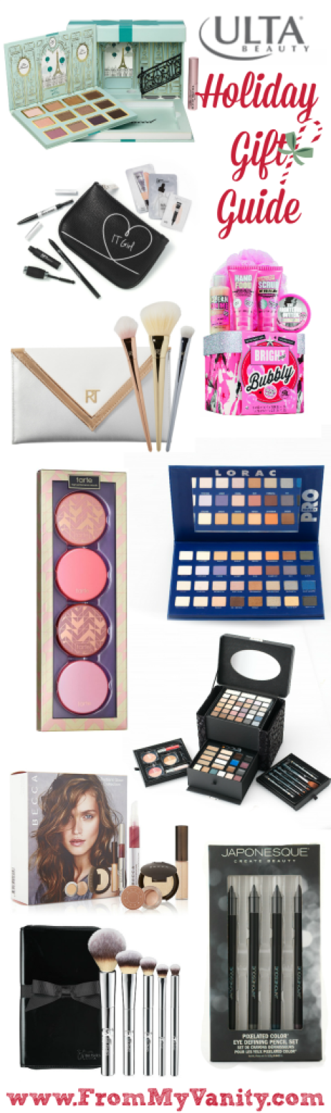 My Top 10 Ulta Gift Set Picks // Holiday Gift Guide // Beauty Gifts // #UltaBeauty #GiftGuide FromMyVanity.com