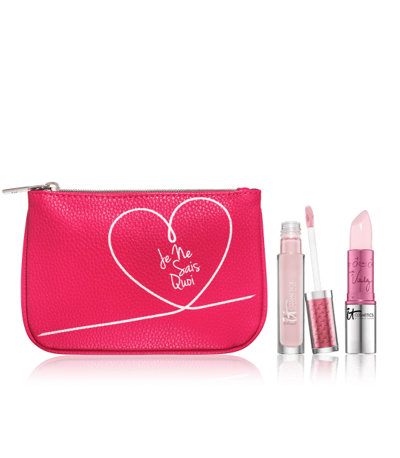 Top 10 It Cosmetics Product Recommendations // Friends & Family Sale // Limited Edition Your Je Ne Sais Quoi! Lip Set // #ItCosmetics FromMyVanity.com