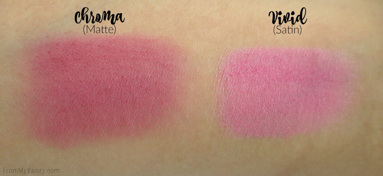 Lorac Color Source Buildable Blushes // Swatches // FromMyVanity.com @LadyKaty92