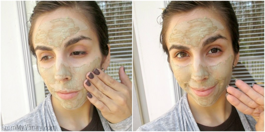 Get your mud mask on! // Easy DIY mud mask // FromMyVanity.com