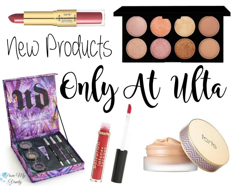 NEW Makeup You Can Find Only At Ulta - From My Vanity