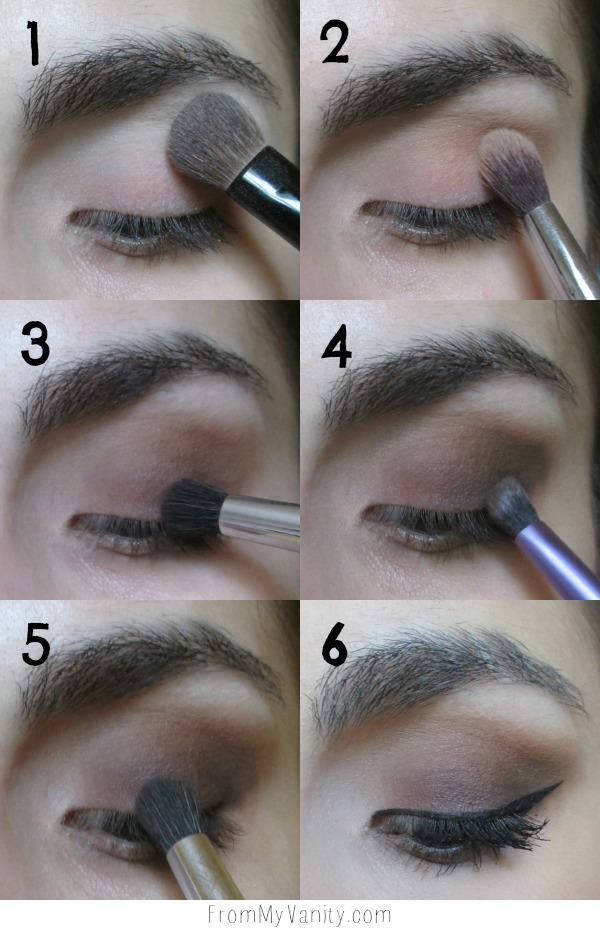 Easy, Daytime Smokey Eye