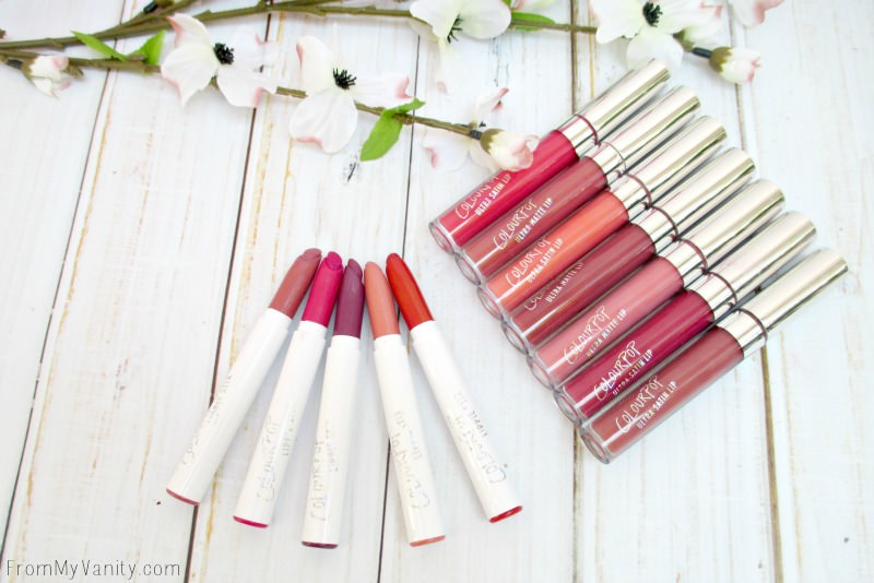 So many Colourpop lippies!!