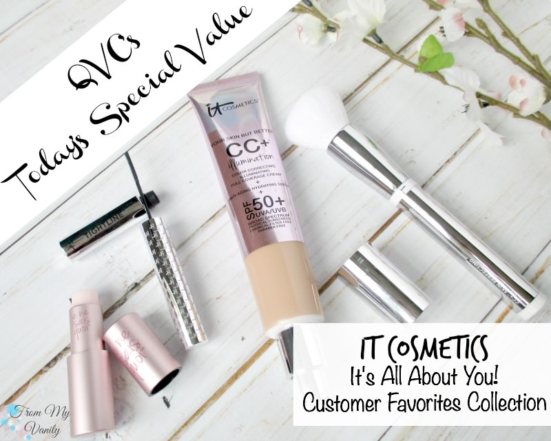 QVC's TSV was another AWEOME IT Cosmetics bundle!