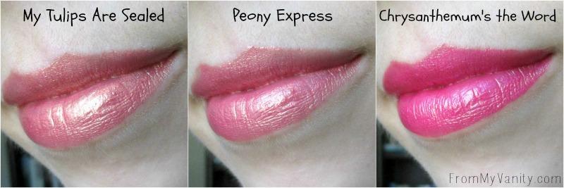 Wet n Wild Metallic Liquid Lipstick Summer Collection Lip Swatches
