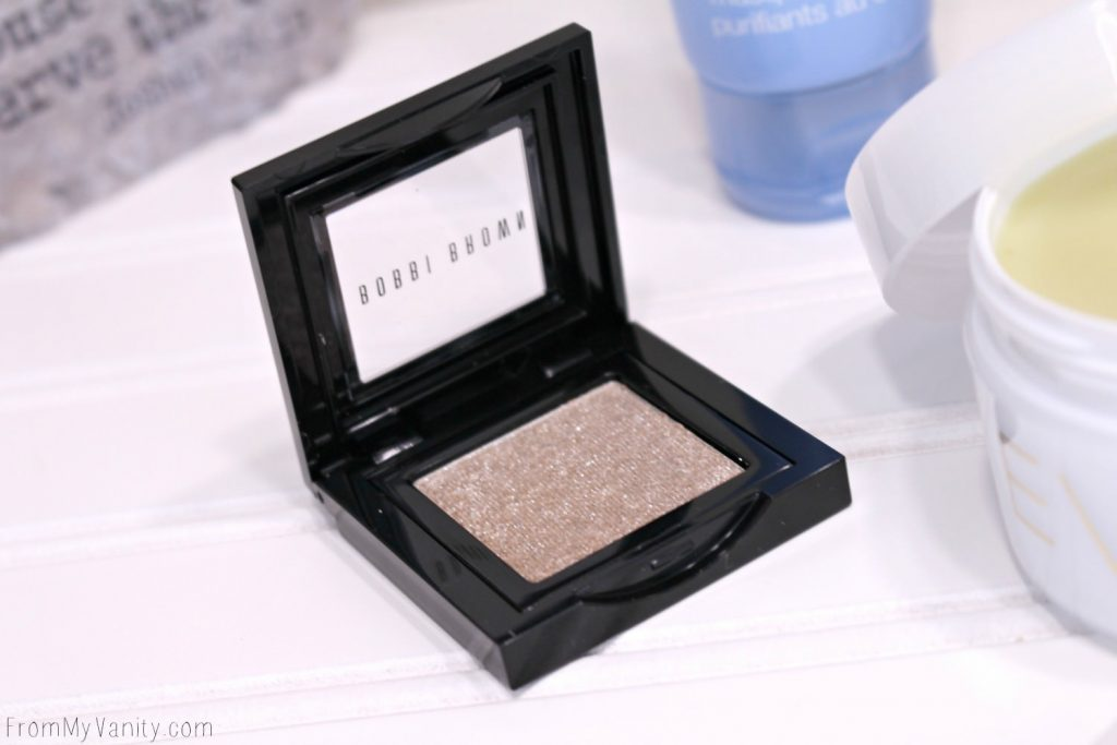Bobbie Brown eyeshadows are so fancy!