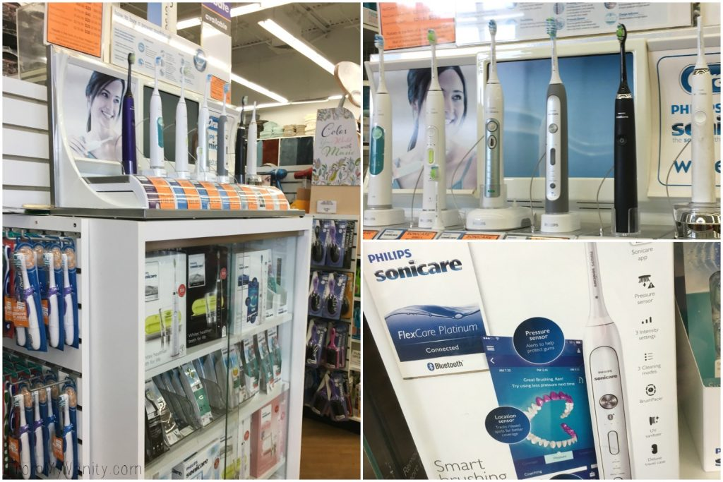 Shop inside your Bed Bath and Beyond for the new Philips Sonicare toothbrush