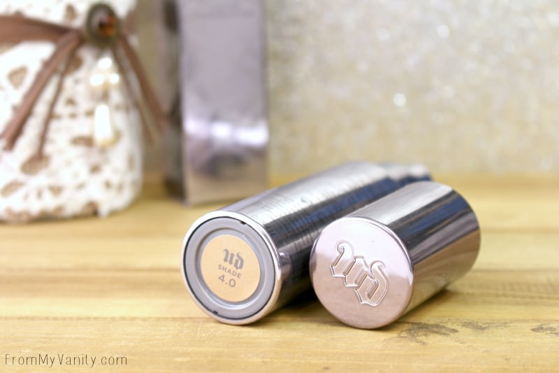 Urban Decay foundation has both cool and warm tone options. Yay!