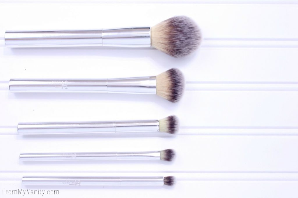 IT Brushes for Ulta Beautifully Basics Airbrush 101 Brush Set