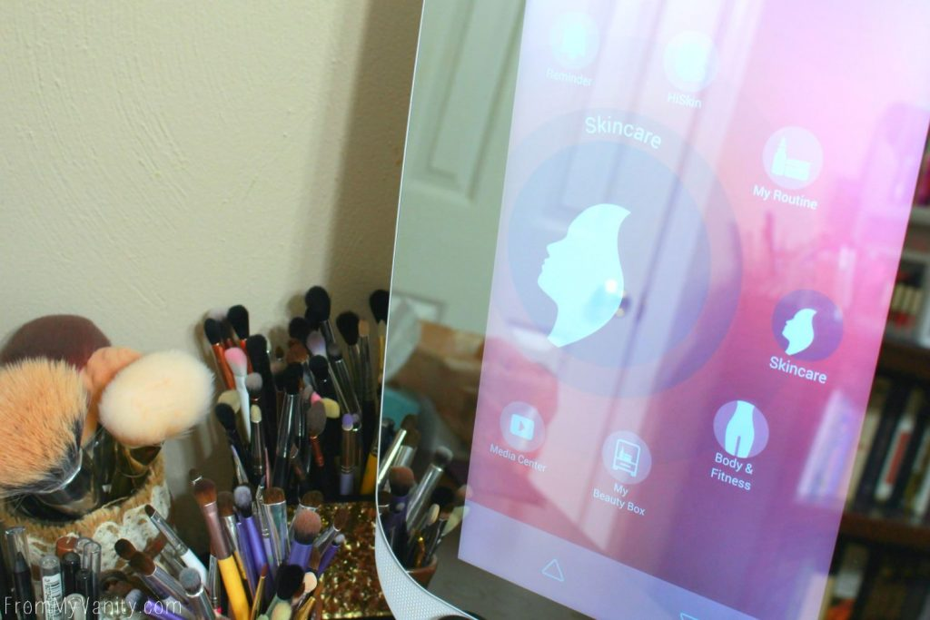 HiMirror is the only Personal Beauty System you'll need!