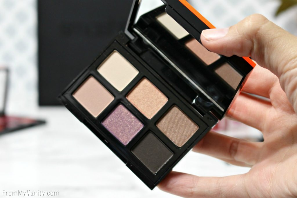 Smashbox Eyes | from the Light It Up: 3 Mini Palettes: Eyes, Contour, Lips