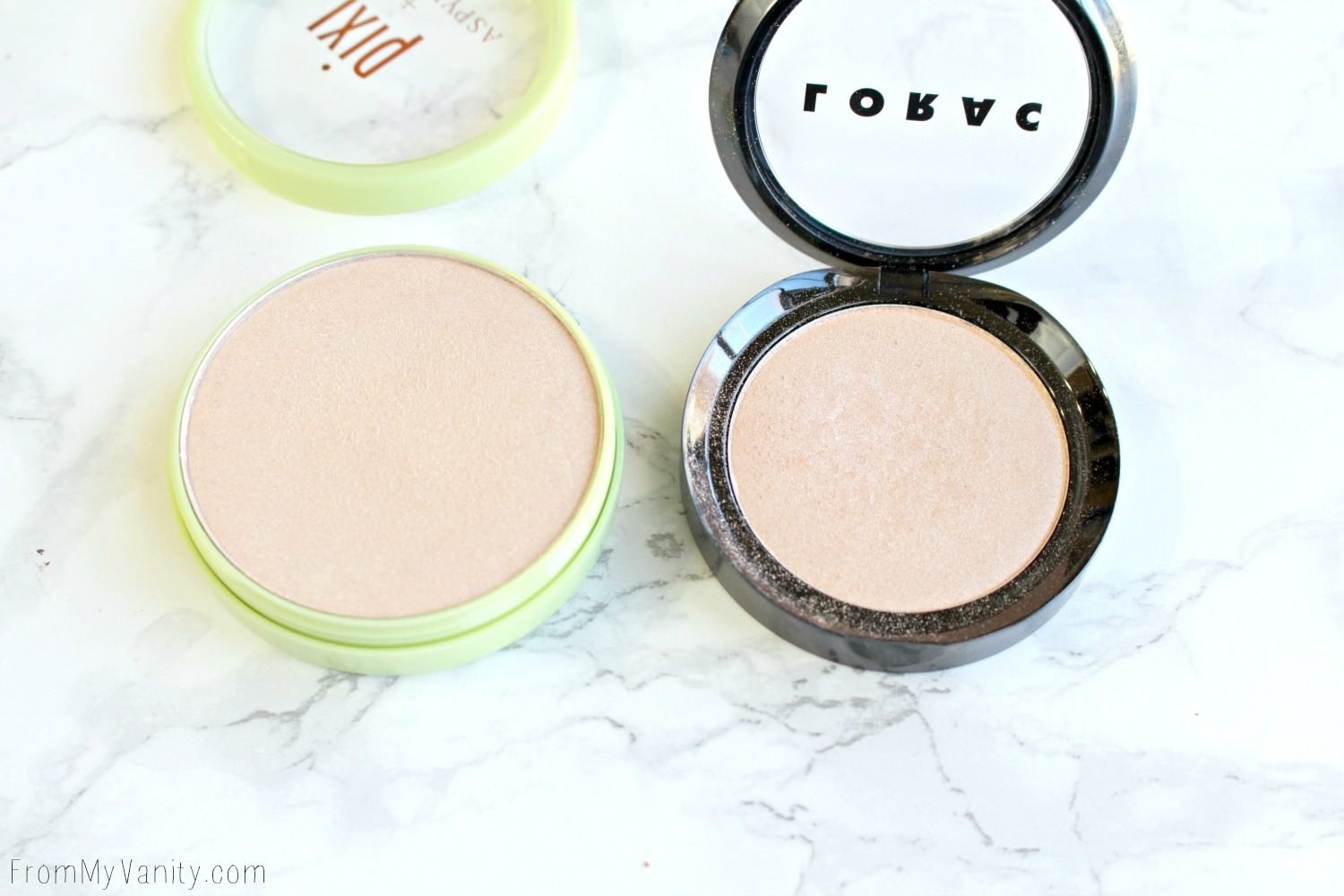 Dupe Or Dud Lorac Light Source Highlighter Vs Pixi