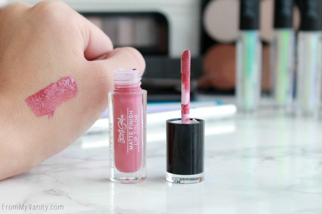 Jesse's Girl Cosmetics | Hits & Misses | Matte Finish Lip Color