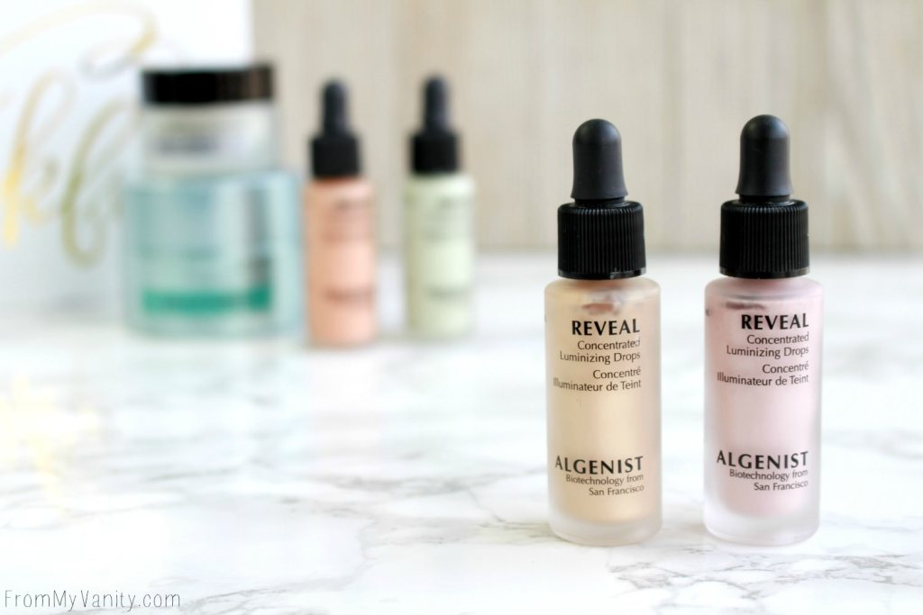 Algenist Reveal Concentrated Drops | The Secret to Natural Makeup? | Concentrated Illuminating Drops
