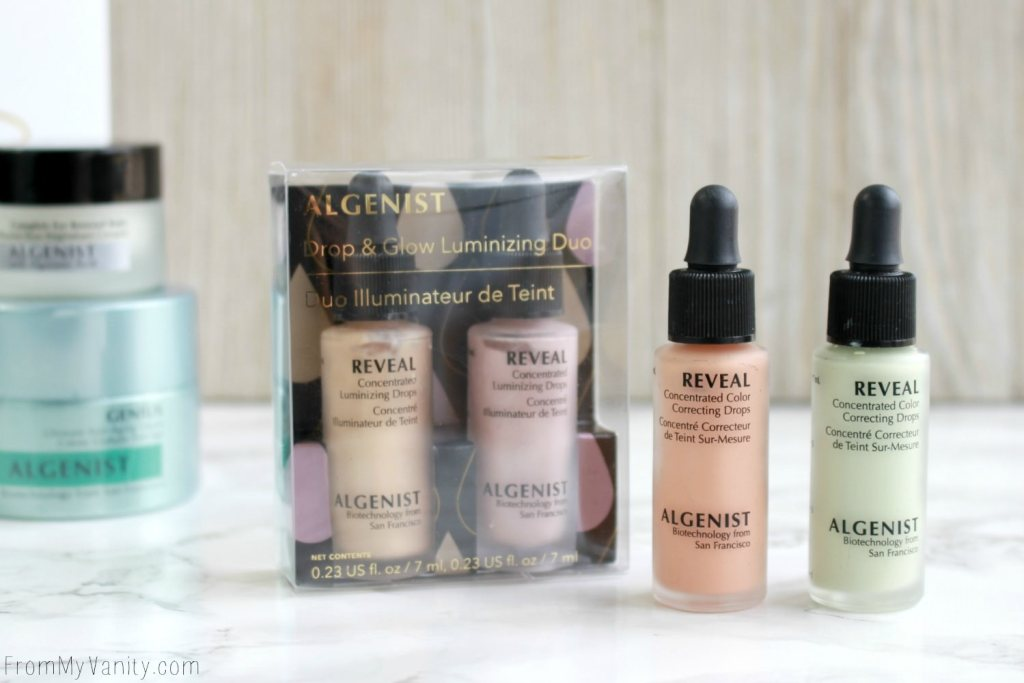 Algenist Reveal Concentrated Drops | The Secret to Natural Makeup? | Limited Edition Duo