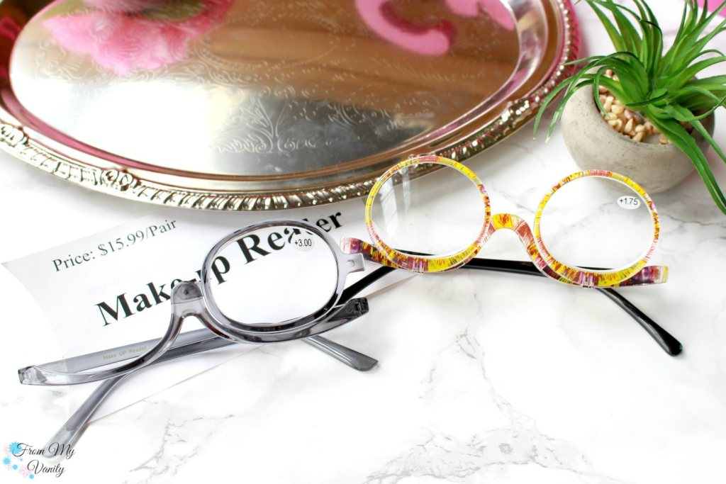 Makeup Readers| The Answer for People who Wear Glasses? | GIVEAWAY