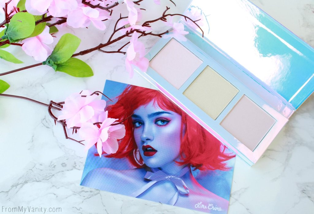 Lime Crime Hi-Lite Opals Palette | Review & Swatches | Opals Palette