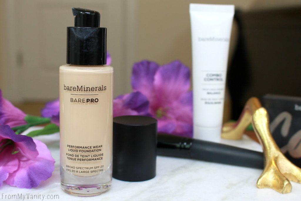 Bare Minerals barePro Performance Wear Collection | barePro Performance Wear Liquid Foundation