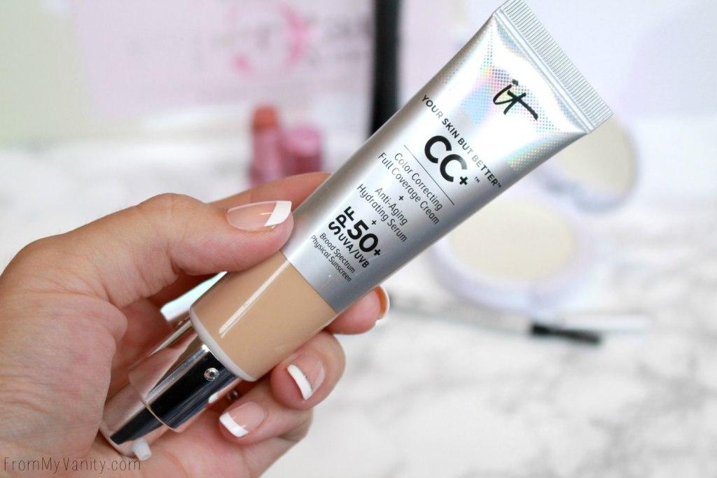 NEW IT Cosmetics & QVC TSV   IT's Your Top 5 Superstars   CC+ Cream