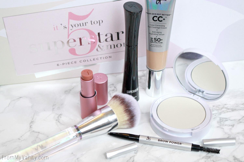 NEW IT Cosmetics & QVC TSV | IT's Your Top