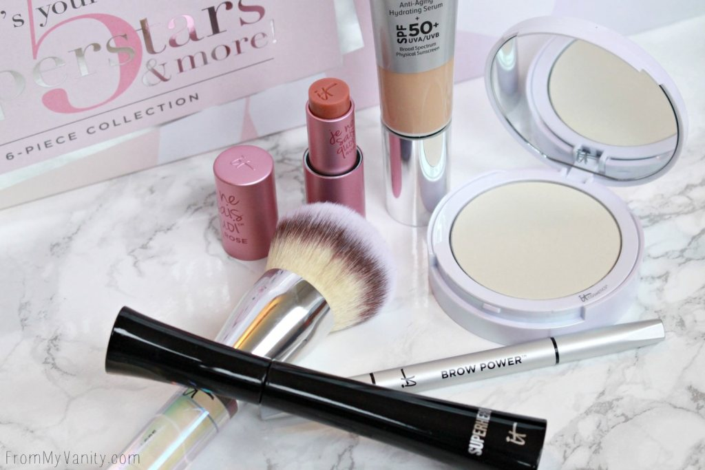 NEW IT Cosmetics & QVC TSV | IT's Your Top 5 Superstars & More Skin Perfecting Collection