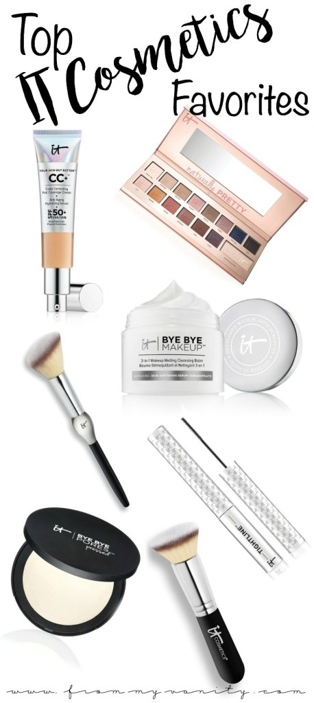 Top 10 IT Cosmetics Favorites & Recommendations | Friends & Family Sale | Top IT Cosmetics Favorites