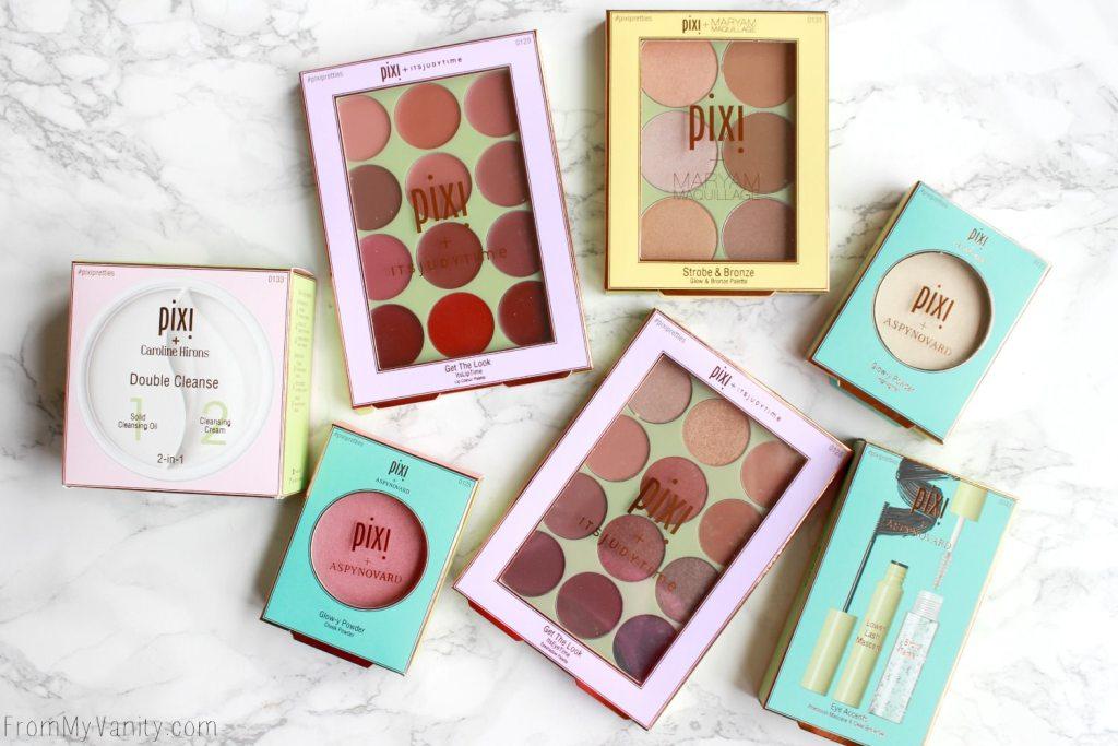 Pixi Collab Reviews | ItsJudyTime, Maryam Maquillage, Caroline Hirons, & Aspen Ovard | GIVEAWAY BUNDLE