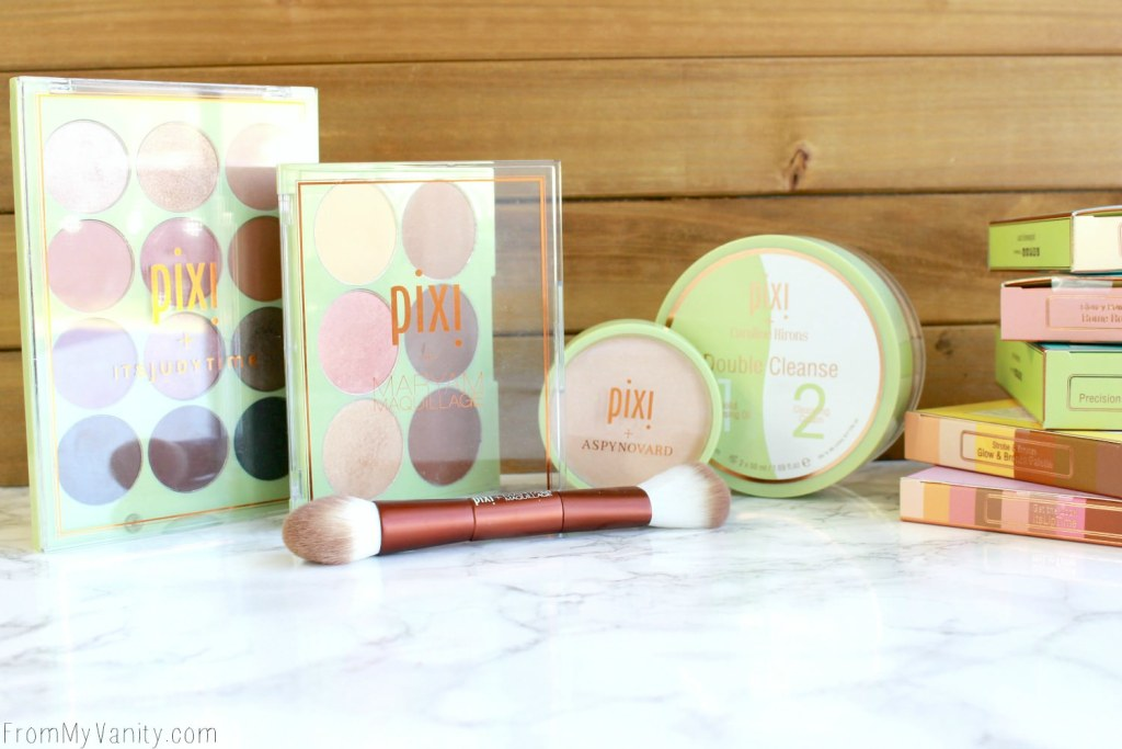 Pixi by Petra + Youtube Collaboration Reviews | ItsJudyTime, Maryam Maquillage, Caroline Hirons, & Aspen Ovard | BONUS GIVEAWAY