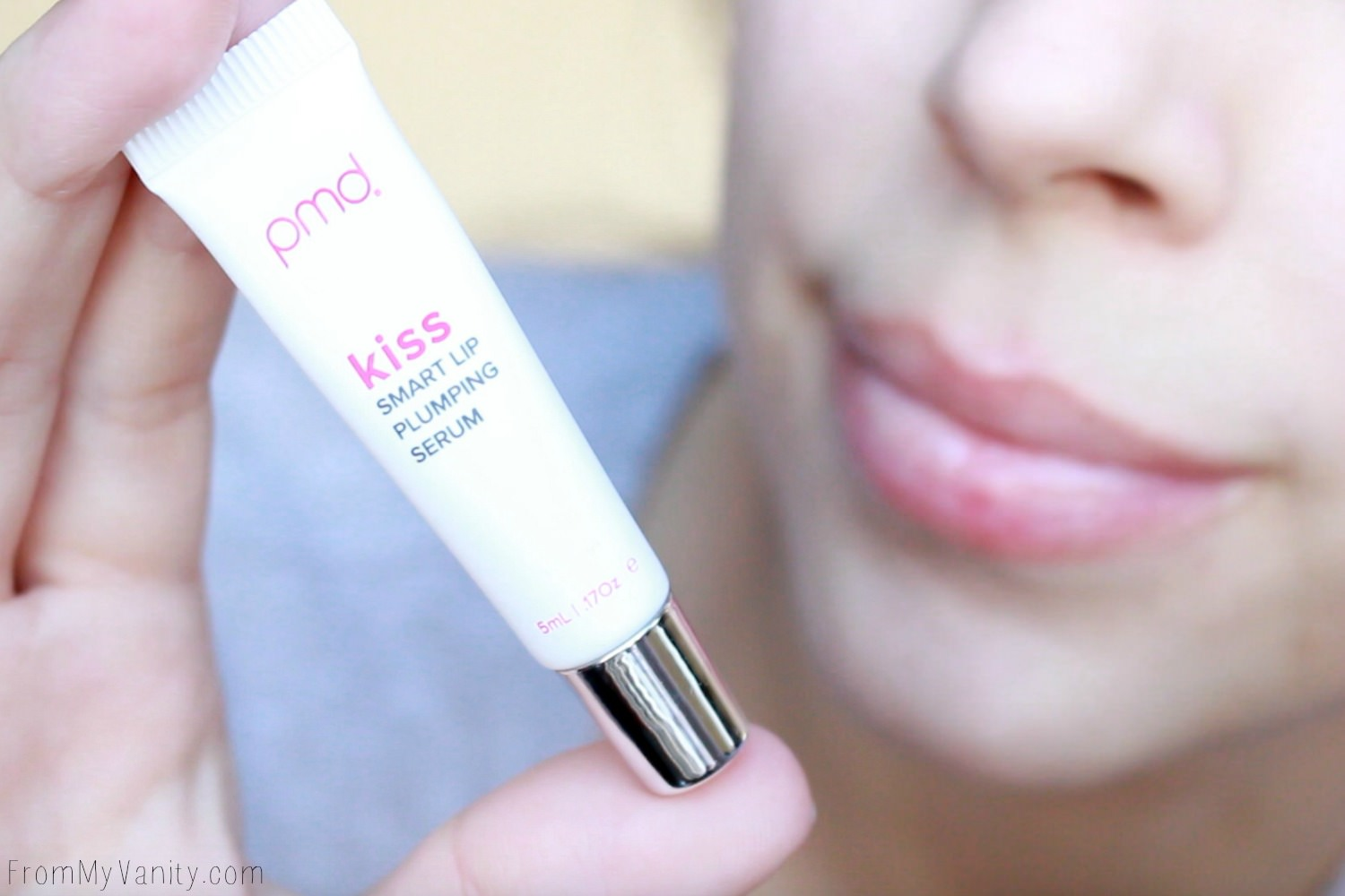 My Experience With The Pmd Kiss Lip Plumping System From My Vanity