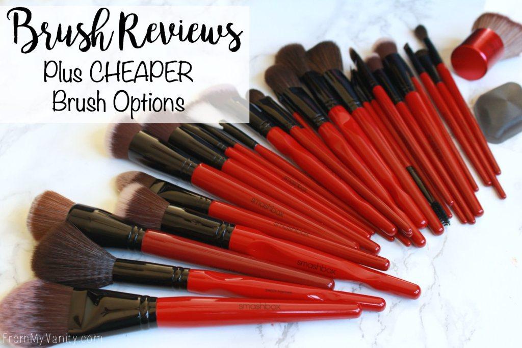 Smashbox Brush Review | Plus Cheaper Alternatives