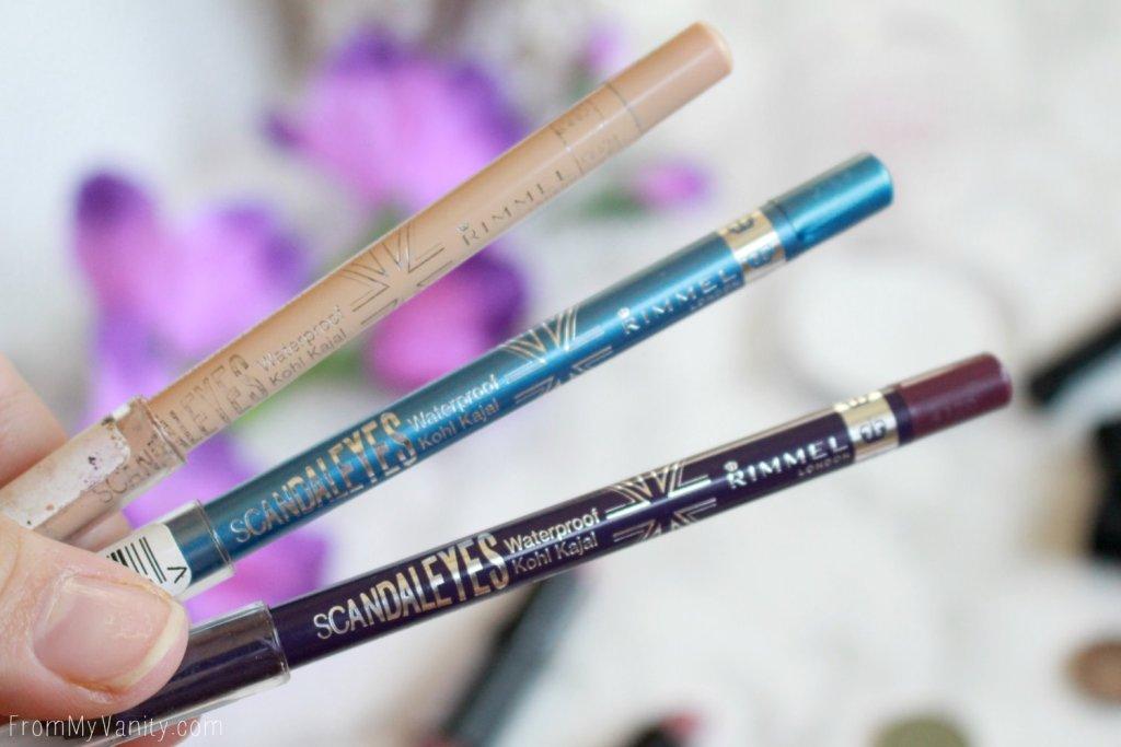 Top 5 Under $5 | Affordable Makeup I Recommend | Rimmel Scandaleyes