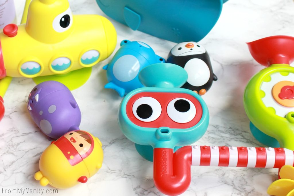 4 MUST HAVE Bath Toys You May Not Know About