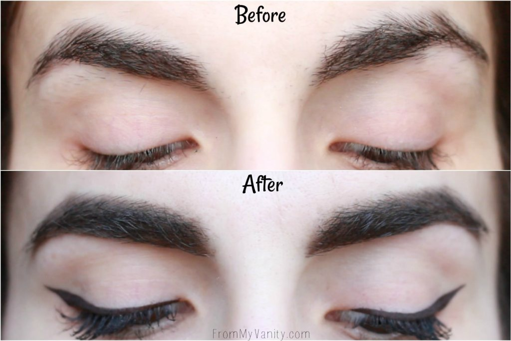 Getting My Brows Shaped at Waxing the City | My Experience | Before & After Pictures