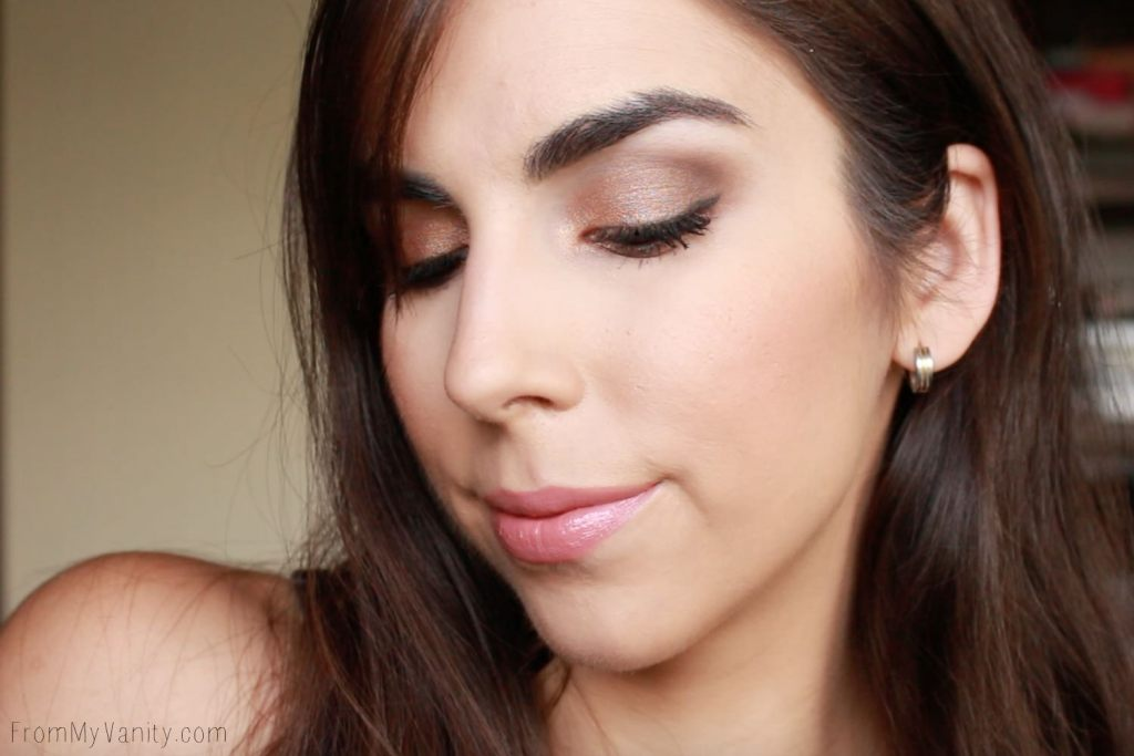 Back to College Makeup Routine with Burt's Bees | Finished Look