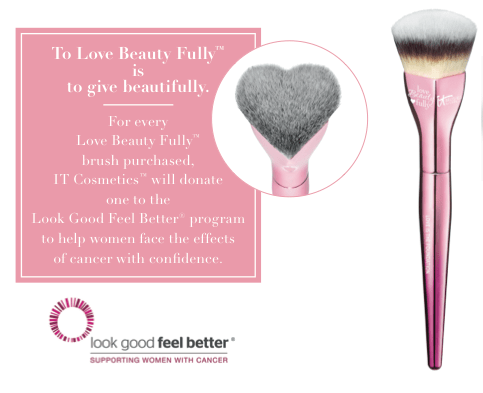 Support BCA: Beauty Products YOU Can Buy to Support Breast Cancer | IT Brushes for ULTA