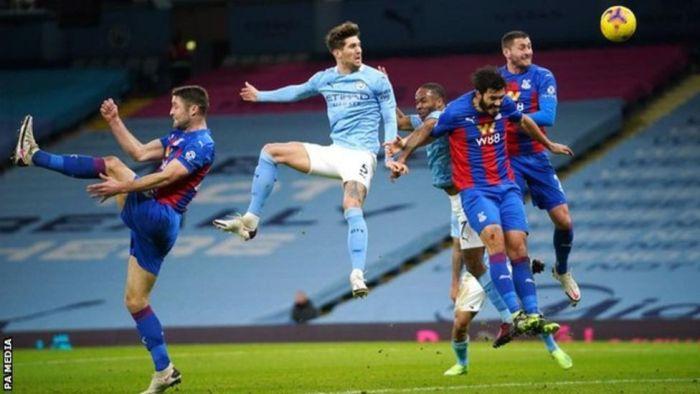 [Goals Highlight] Man City 4 – 0 Crystal Palace (Watch Video)