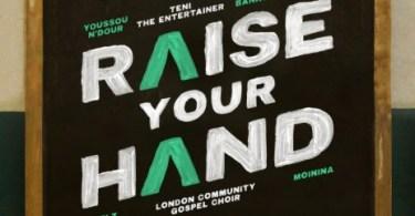 Reekado Banks – Raise Your Hand ft. Teni