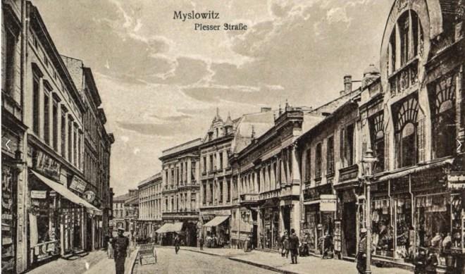 Plesserstrasse - around 1915