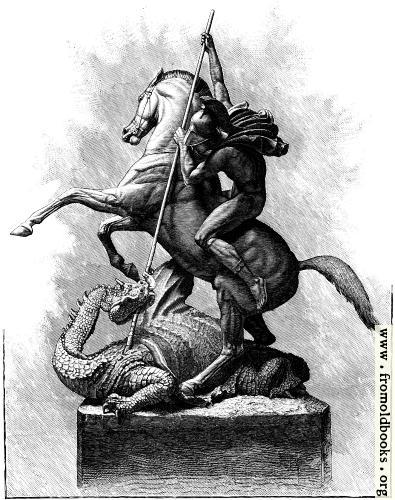 [Picture: St. George and the Dragon]