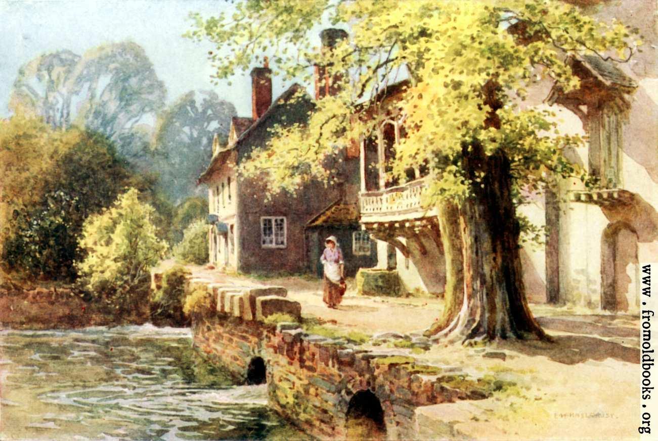 Guy S Cliffe Mill Warwick