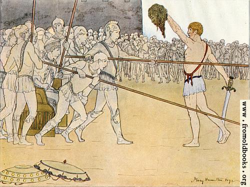 public domain images ancient warriors
