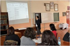 Dissemination in Tunisia