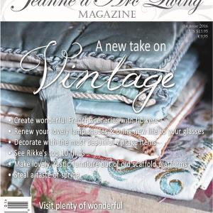Jeanne D'Arc Living Magazines