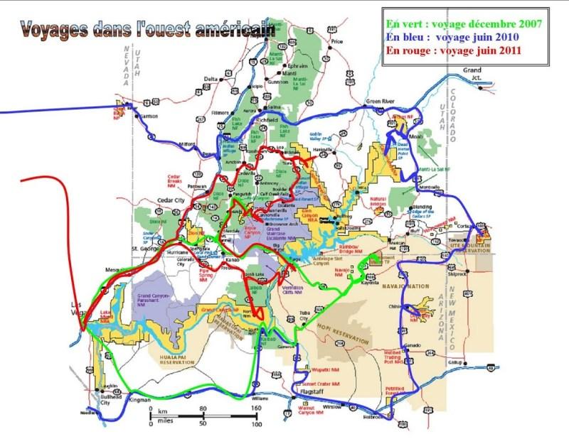 itinéraire de roadtrips
