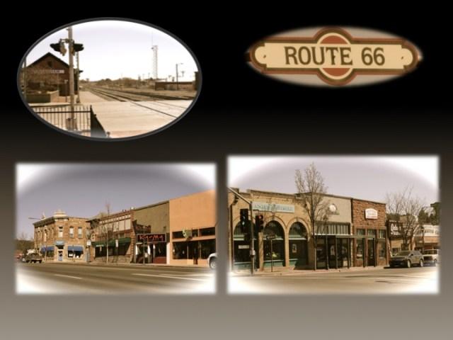 Route 66 Flagstaff Arizona