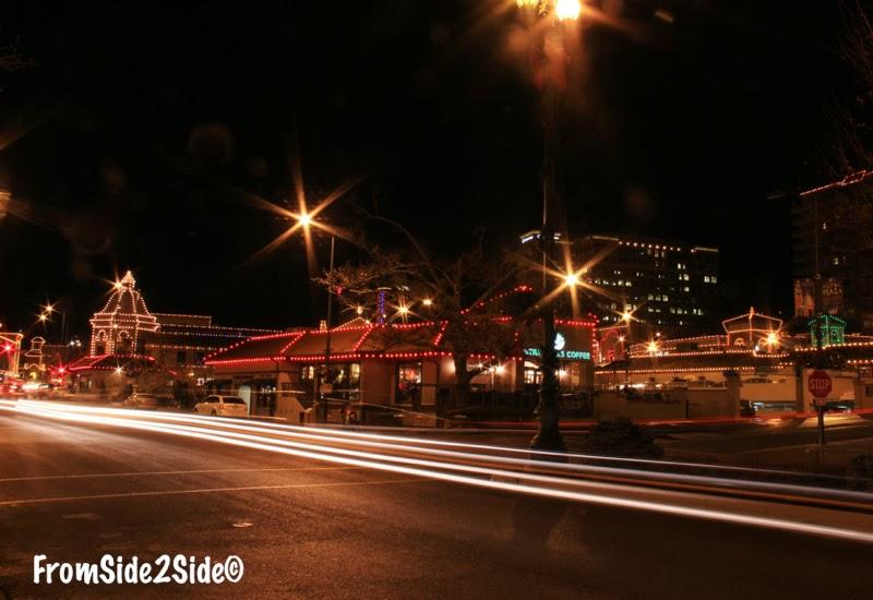 lumières de fêtes de Kansas City