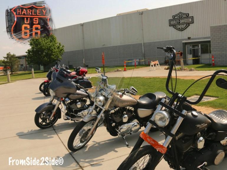 usine Harley Davidson de Kansas City