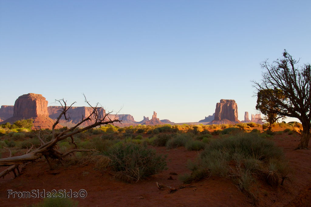 Raconter Monument Valley